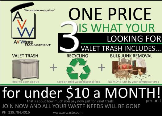 Trash Valet Business Plan